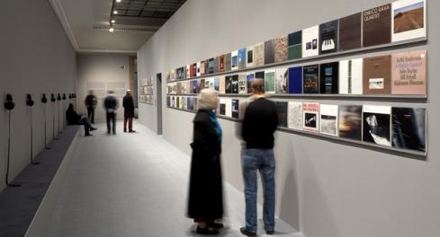 ECM exhibition at Haus der Kunst