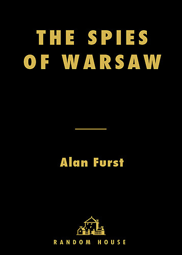 """Cover' for E book version of The Spies of Warsaw"