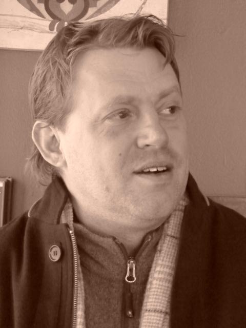 Michael Dahlie (photo by Rober Birnbaum)