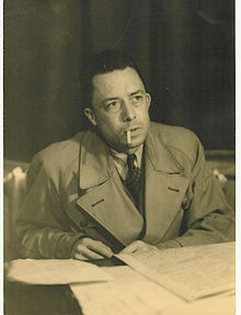 Albert Camus (respectfully borrowed from the Internet)