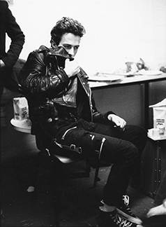 Joe Strummer late1970s