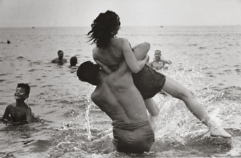 Coney Island by Garry Winogrand