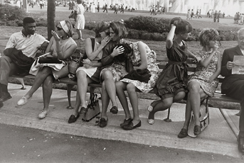 NY World's Fair by Garry WInogrand