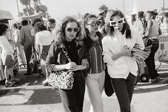 Venice Beach by Garry Winogrand