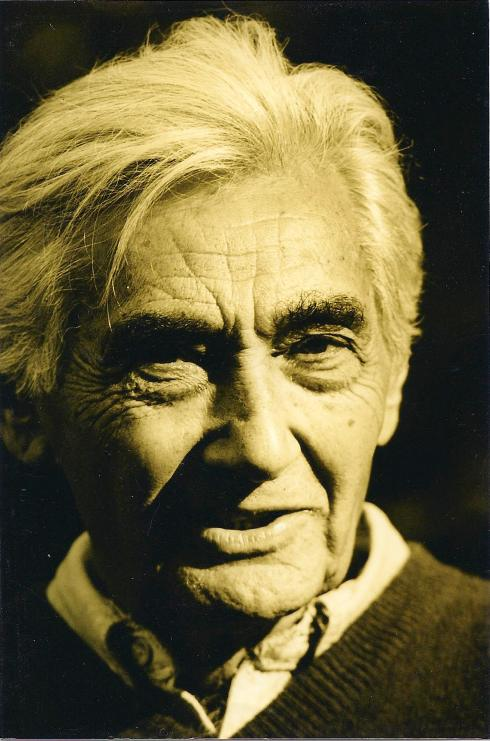 Howard Zinn (Photograph: Robert Birnbaum