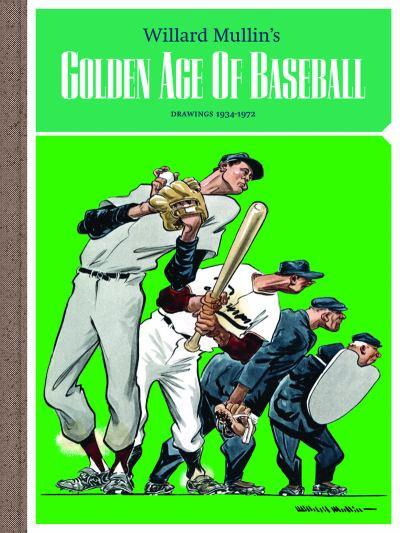 Willard Mullin's Golden Age Of Baseball Drawings