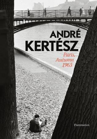Andre Kertesz Paris 1963