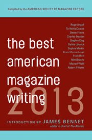 The B--t American Magazine Writing Edited by Sid Holt