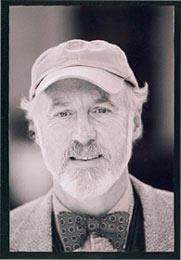 Allan Gurganus circa 1991 (photo, Robert Birnbaum)