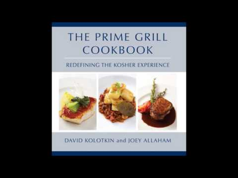 The Prime Grill Cookbook by David Kolotkin  and Joey Alleham