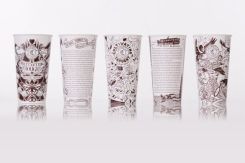 Chipotle Cups