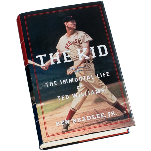 The Kid: The Immortal Life of Ted Williams  by Ben Bradlee JR