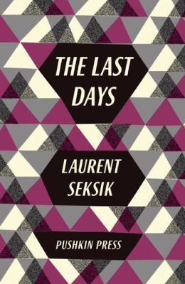 The Last Date by Laurent Seksik