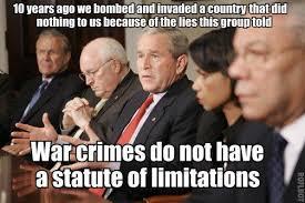 The Bush Gang of Four