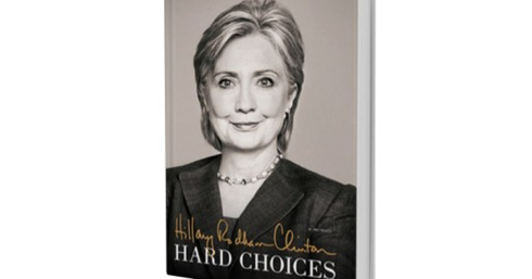 Hard Choices by Hillary Clinton