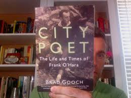 City Poet by Brad Gooch [image purloned form the internet