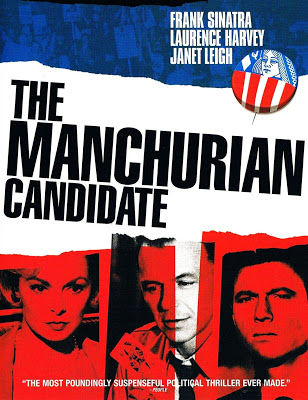 The Manchurian Candidate by Richard Condon (movie directed by John Franken- heimer)