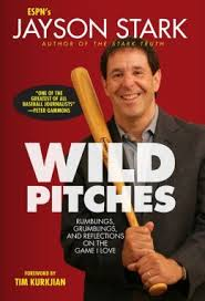 Wild Pitches  by Jayson Stark