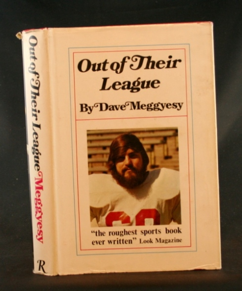 Out of Their League by Dave Meggesey