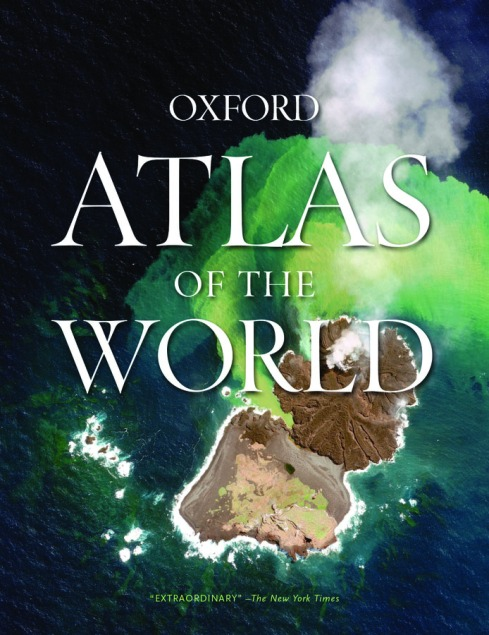 OXFORD ATLAS OF THE World, 21st edition