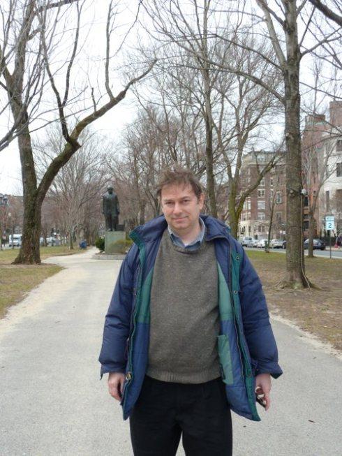 Ben Katchor [photo: Robert Birnbaum]