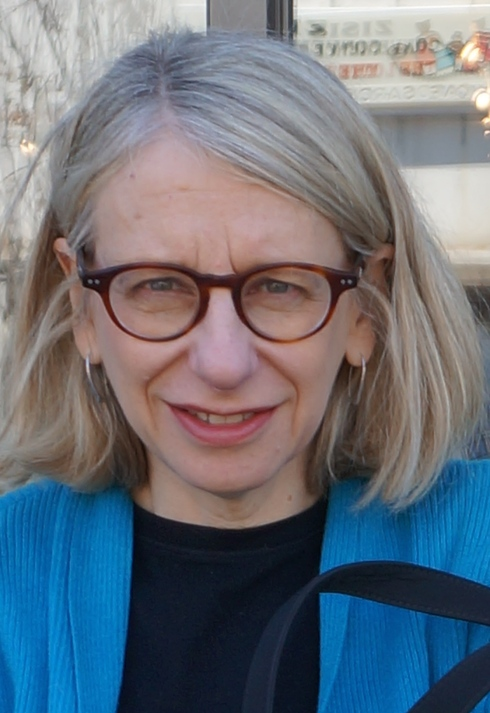 Roz Chast [photo: Robert Birnbaum] copyright 2014