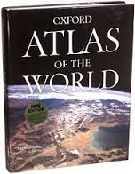 Atlas of the World -21st Edition