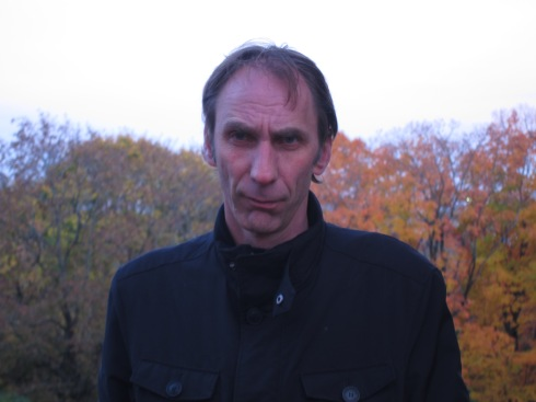 Will Self  circa 2014 [photo: Robert Birnbaum]