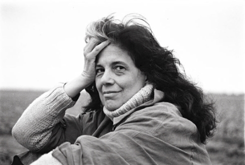 Susan Sontag by Annie Leibowitz (assuming she would give me permission to use image)