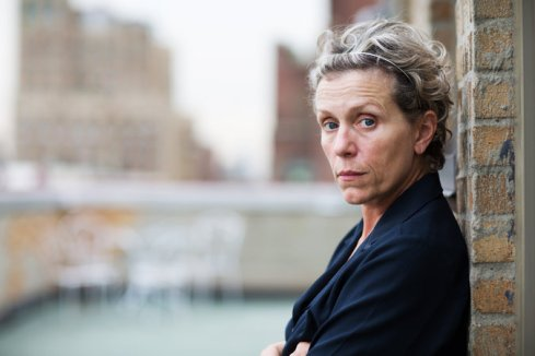 Francis McDormand [photo: Alison Cohen Rosa for The New York Times]