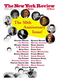 New York Review of Books's 50th Anniversary Cover