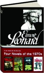 Elmore Leonard: Four Novels of the 1970s: