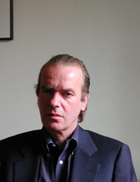 Martin Amis [photo: Robert Birnbaum]
