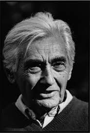 Howard Zinn [photo Robert Birnbaum]