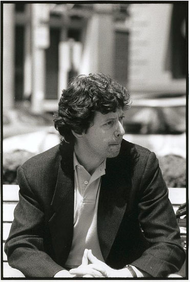 Richard Price circa 1997 [photo: Robert Birnbaum]