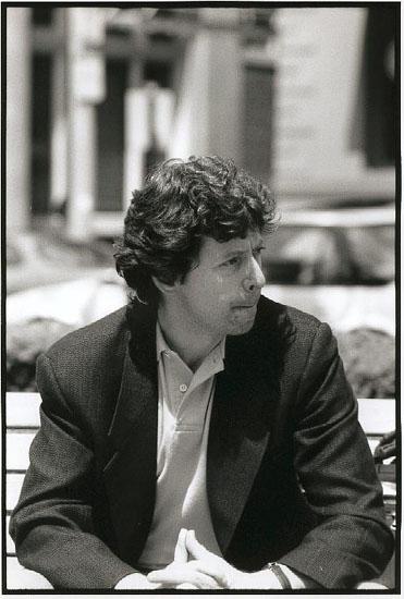 Richard Price circa 1997 [photo: Robert Birnbaum]