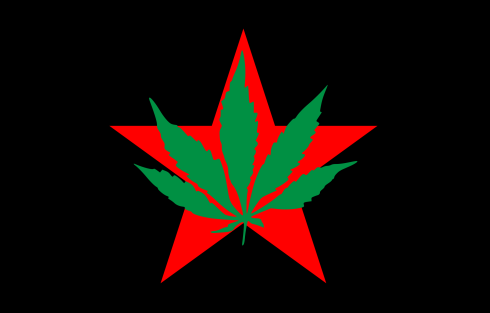 YIPPIE (Youth International Party) logo circa 1968