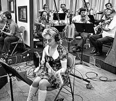 Legendary session bassist Carol Kaye