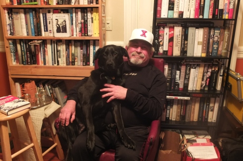 Me  and Beny [photo: Cuba Birnbaum]