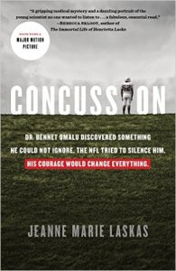 Concussion by Jean Marie Laskas