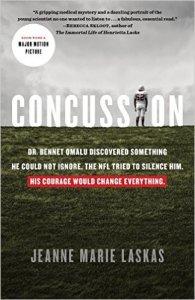 Concussion by Jean Marie Laskas