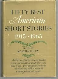 Fifty Best American Short Stories edited by Martha Foley