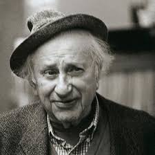 Studs Terkel [photo:Robert Birnbaum]