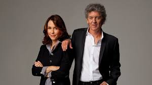 Mary & Rodney Crowell [photo: Debra Feingold]