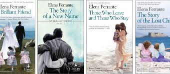 The Neapolitan Trilogy by Elena Ferrante