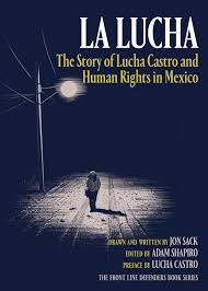 La Lucha    Drawn and Written by Joe Sack,