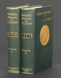 Memoirs by U.S. Grant