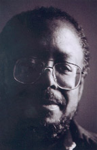 Edward Jones, author of the Known World [photo : Robert Birnbaum