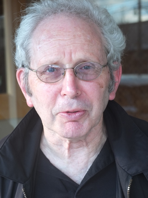 Peter Guralnick [photo: Robert Birnbaum]